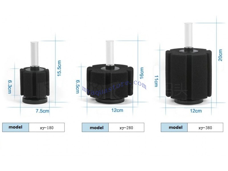 Bio sponge filter breeding fry betta shrimp nano fish tank for 20 gallon fish tank filter