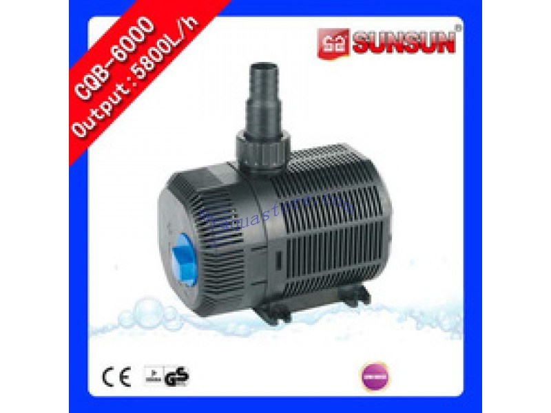 Sunsun garden pond pump submersible fountain pump pond for Pond pump equipment
