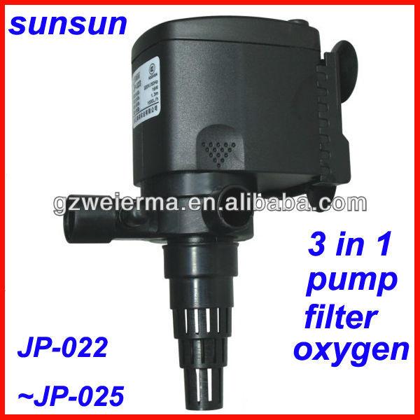 submersible aquarium fish tank power head filter hj 922