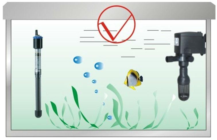 Sunsun 200w aquarium fish tank submersible water heaters for Best fish tank heater