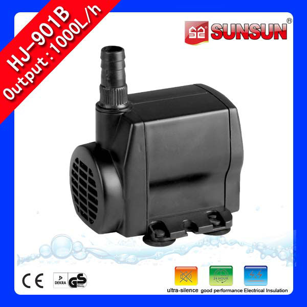 55w 2300L/h SUNSUN Fish Tank Fountain Pump Submersible Water Aquarium Pump