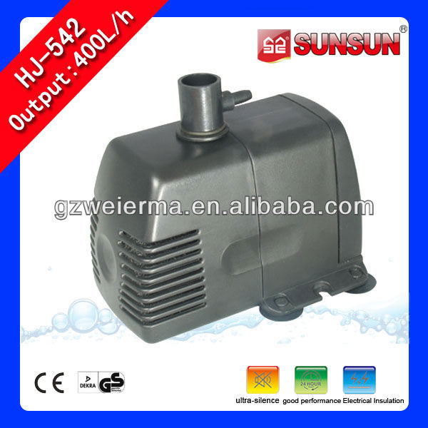 Sunsun 400l H Submersible Aquarium Pump Hj 542