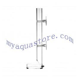Installation accessories accessory acrylic aquarium crystal shrimp ornamental fish Shen grain feeding tube