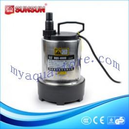 SUNSUN HQS-5000 5000L/h 125W submersible water circulating pump for fountain HQS-5000