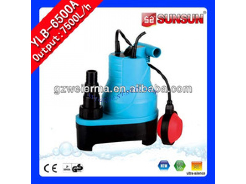 12000L/h 320W Large Output Garden Submerse Water Pump HQS-7000A
