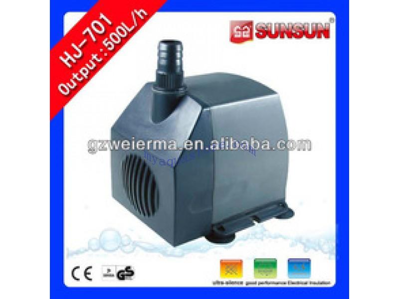 SUNSUN High Quality Energy Saving Aquarium Submersible Water Pump HJ-701