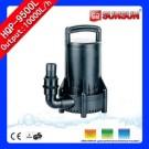 10000L/h SUNSUN Submersible Plastic Water Pump Pond Water & Fountain Pump Submersible Pond Pump Plastic Pond Pump  HQP-9500L