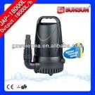 18000L/h 420W Plastic Garden Pool Fountain Pump JAP-18000L