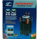 28W automatic external canister filter