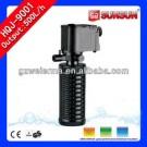 3 in1 Fish Tank Aquarium Submerse Air Water Pump 12W 500L/h HQJ-900I
