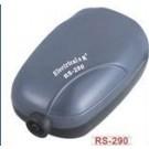 3w rs mini electric silent aquarium air pump RS290