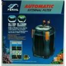 50W automatic external canister filter