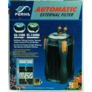 55W automatic external canister filter