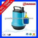 7500L/h 150W Garden Koi Pond Water Feature Pumps HYL-7500