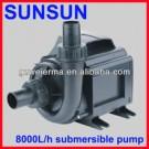 8000L/h 120W Multi-use Aquarium Pond Water Pump JP-8000