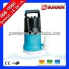 Excellent Waterproof Garden Pool Water Pump 420W 14000L/h HQS-9000/A