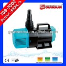 Good Waterproof Pond Tank Circulation Water Pump YQB-5500