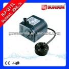 LED Light Micro Tank Submersible Water Pump AC 12V HJ-111L