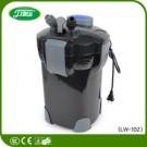 LW-104B black PP Activated Carbon UV fish tank external aquarium canister filter
