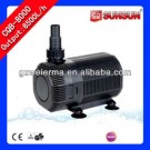 Multi-use Pond Fountain Submersible Water Pumps 140W 6500L/h CQB-8000
