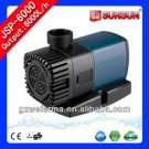 Submersible Frequency Variable Water Pump 1584Gal/h JSP-6000