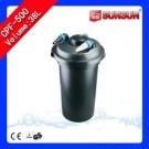 SUNSUN 10000L/h Pond Bio Press Filter CPF-500