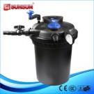 SUNSUN accessories for aquarium / pond filter CPF-10000 Effective pressure filters with integrated  UVC CIarifier
