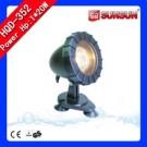 sunsun aquarium pond rock spotlight HQD-352