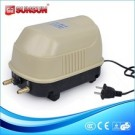 SUNSUN gas booster pump ideally suited to supplying air pressure to under gravel and box filters HT-400