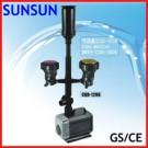 SUNSUN GS,CE 5500L/h garden water Waterfall Fountain pump HQB-5003