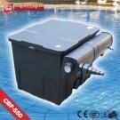 SUNSUN GS/CE Garden fish Koi pond filter 12000L/h water filtration CBF-550
