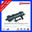 SUNSUN High Quality portable Pond Equipment fish uv sterilizer CUV-107
