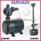 SUNSUN Low Noise 2300L/h 35W Fountain Pond Submersible Pump CQB-2003