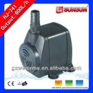 SUNSUN Use Widely 8W 600L/h Small Waterfall Pump HJ-741