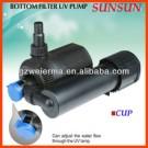 SUNSUN UV Filtration Pump Aquarium Submersible 2700L/h US 713Gallon/h CUP-3000
