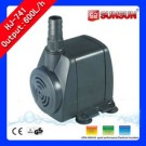SUSUN Mini Aquarium submersible Water Pump HJ-741 mini Water Pump