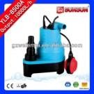 Swimming Pool Discharging Water Pump 280W YLB-7500A