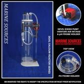 Calcium reactor the calcium reactor - with Red Devil pumps DCR-200H calcium reactor