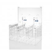 Acrylic aquarium system installation accessories accessory barrier box FSB-3B Sange